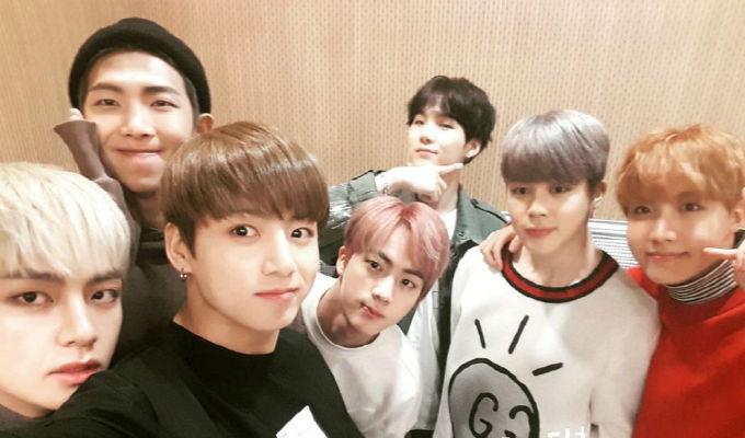 BTS: Banda K-pop estará en los American Music Awards