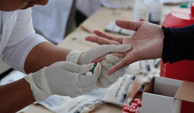Realizan campaña gratuita para detectar el VIH