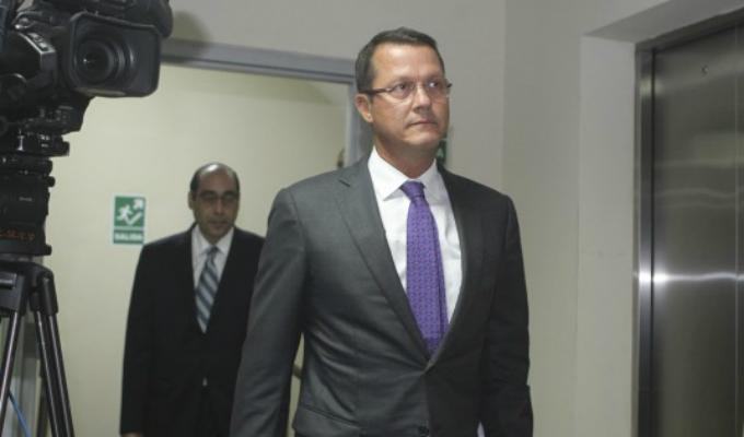 Odebrecht: Jorge Barata llegó a la Procuraduría General en Brasil para interrogatorio