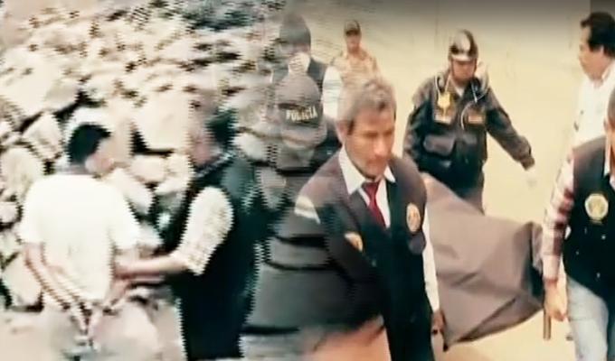 Capturan a los asesinos de policía en Huarochirí
