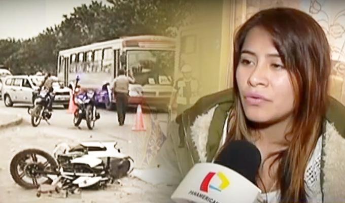 Chorrillos: joven queda postrada en cama tras ser atropellada por bus hace un año