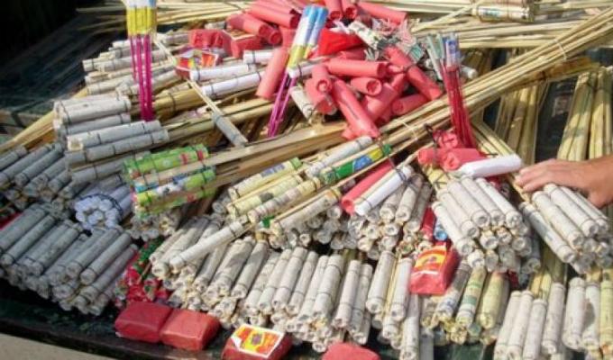 Piden sanciones más severas para quienes comercialicen pirotécnicos ilegalmente