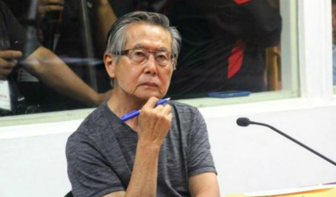 Alberto Fujimori nombró a Miguel Pérez Arroyo como su defensa ante la corte IDH