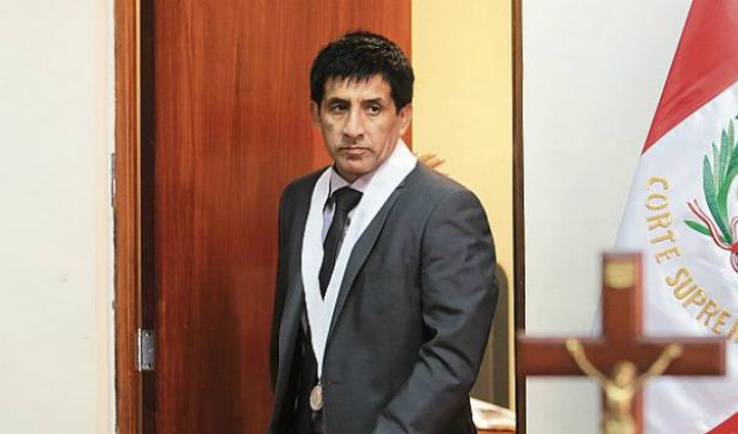 Cambios en el Poder Judicial: Carhuancho quedaría fuera del caso Odebrecht