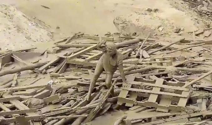 Punta Hermosa inicia trabajos de limpieza al cauce del río Seco por prevención