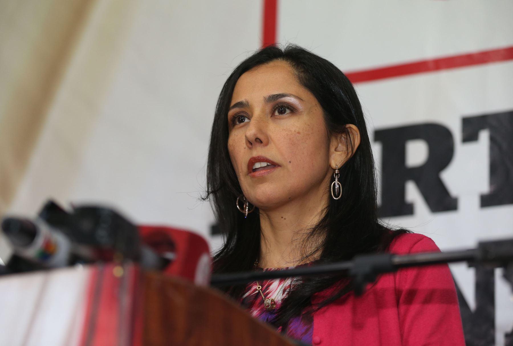 Nadine: interrogatorio a Pinheiro fue una jugada contra mí