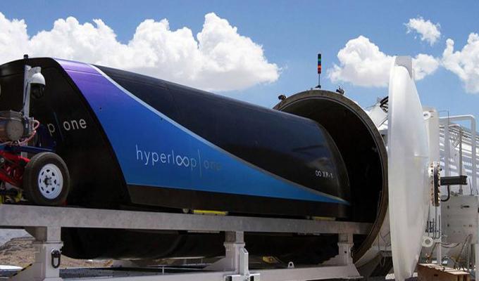"""El tren ultrarápido """"Hyperloop"""" funcionará con levitación magnética"""