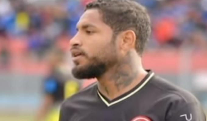 Futbolista peruano Gino Guerrero fue acusado de violación sexual en Paraguay