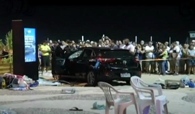 Atropello masivo en Río de Janeiro deja un bebé muerto y una docena de heridos