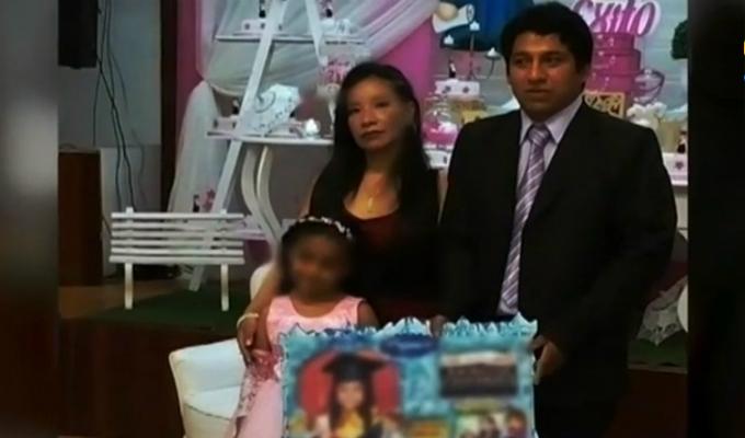 Huaura: homicida de ex pareja e hija reconstruye el doble asesinato