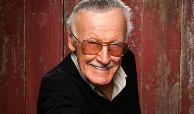 Stan Lee hospitalizado por problemas respiratorios