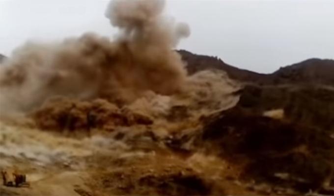 Huarochirí: Dos menores de edad heridos tras explosión