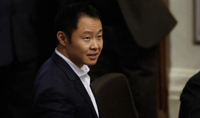 """Kenji Fujimori: """"La lucha en el Congreso es por el poder"""""""