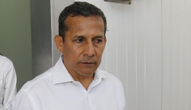 Ollanta Humala se negó a responder ante la Comisión Madre Mía