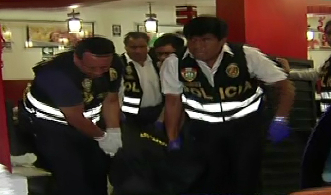SMP: médico es asesinado a balazos frente a su familia