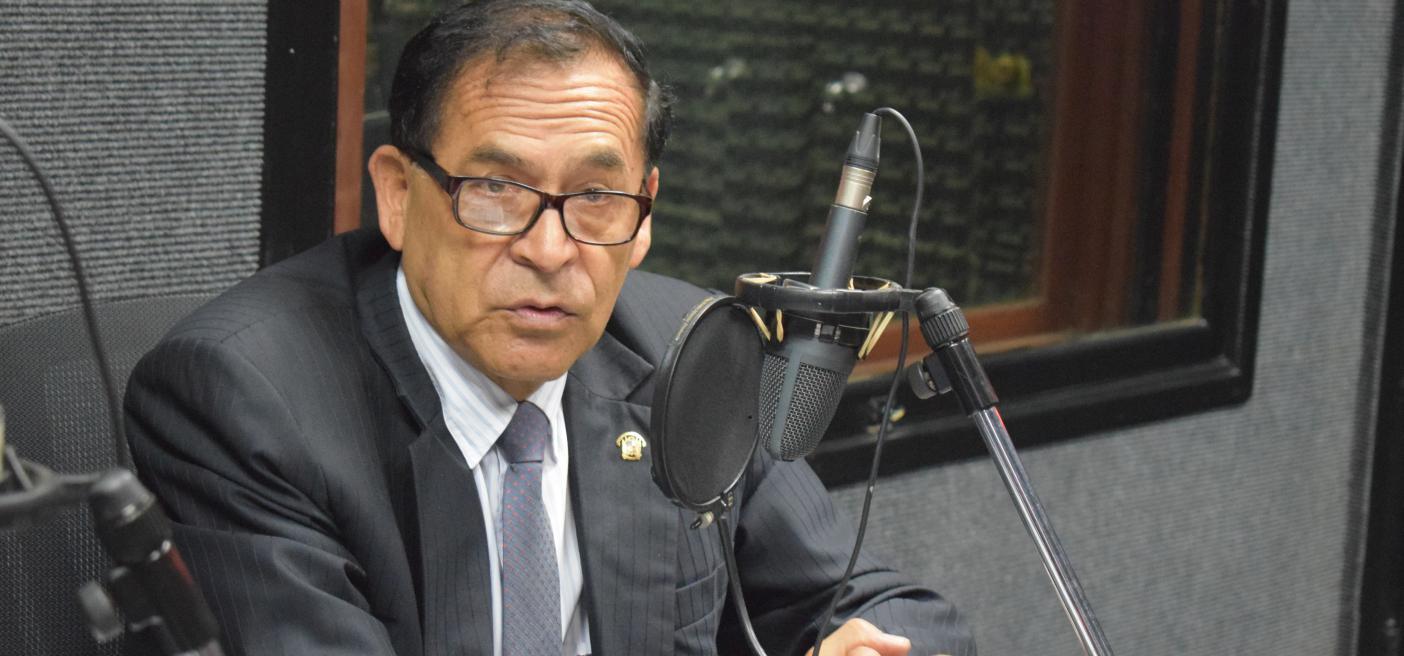 """Bancada de Nuevo Perú descarta """"división política"""" por tema Venezuela"""