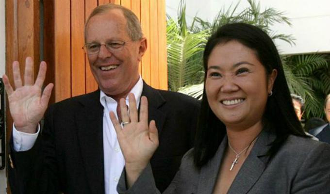 PPK y Keiko Fujimori pierden cinco puntos de aprobación, según Datum
