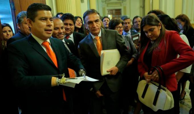 Reacciones tras renuncia de Pedro Pablo Kuczynski a la Presidencia del Perú