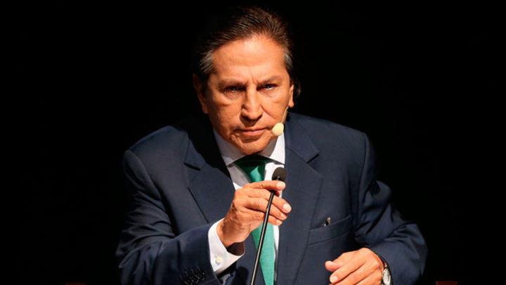 Defensa de Alejandro Toledo presenta habeas corpus contra la extradición