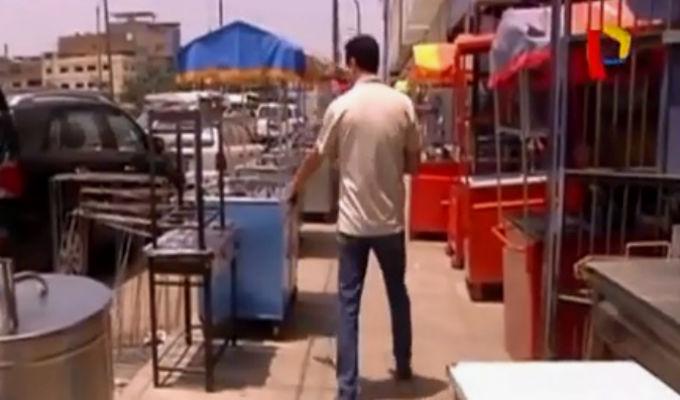 Calles usurpadas: pistas y veredas capturadas por negocios