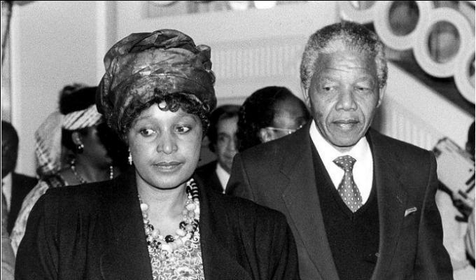 Sudáfrica: fallece exesposa de Nelson Mandela
