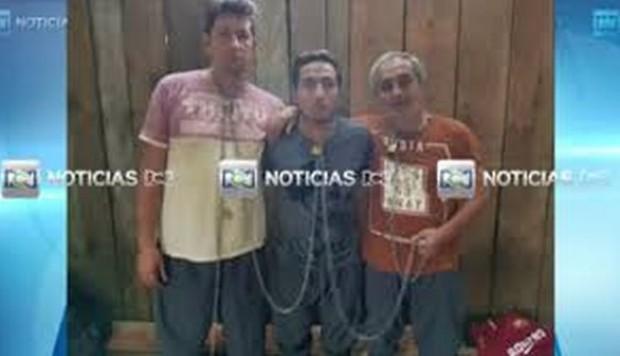 Colombia: revelan video de periodistas ecuatorianos secuestrados