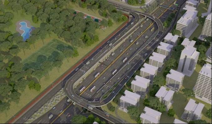 Rutas de Lima inicia construcción de pilar central del Derby
