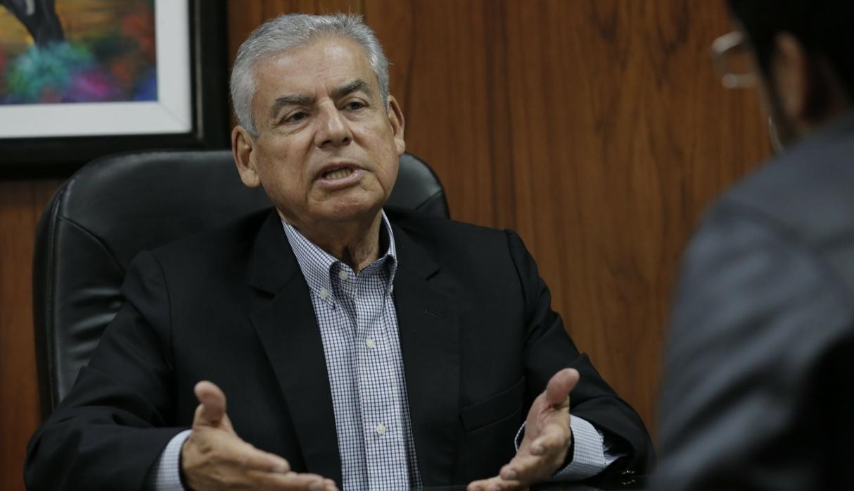 """César Villanueva: """"Ni remotamente tuvimos intención de eliminar el Congreso"""""""