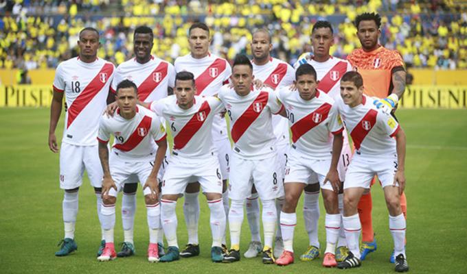 ¿Cómo se ubica Perú en el Ránking FIFA a puertas del Mundial Rusia 2018?