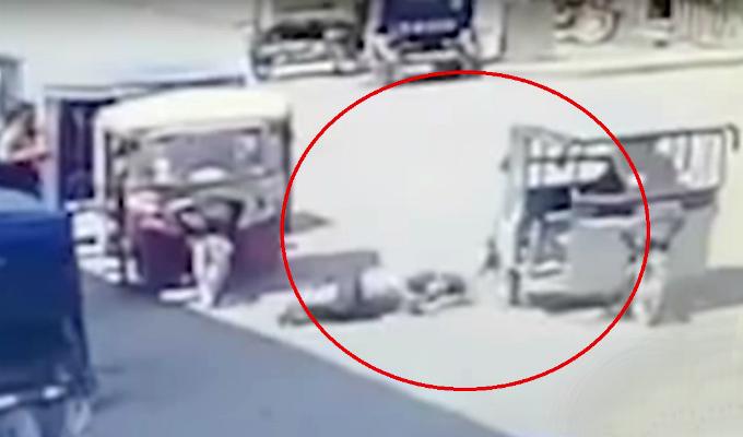 Piura: joven fue arrastrada tras resistirse a robo de su cartera
