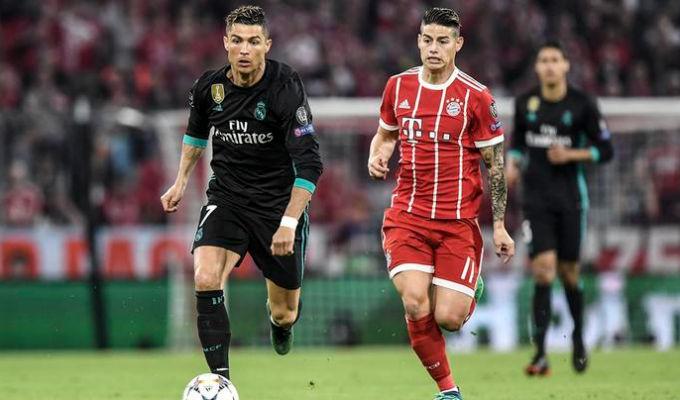 Real Madrid vs. Bayern Munich: Así alinearían en la vuelta por pase a final de la Champions League