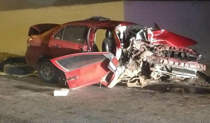 Huaral: comisario de Aucallama pierde la vida tras violento accidente vehicular
