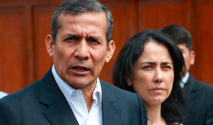 Primer caso en ser juzgado sería el de los Humala - Heredia
