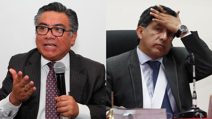 Defensa de Humala: Es bueno que el juez Concepción Carhuancho se rectifique