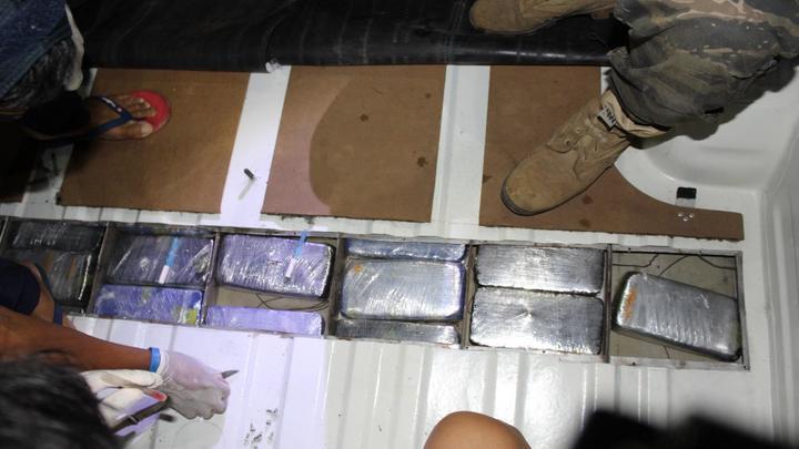 Ayacucho: Policía decomisa 114 kilos de cocaína