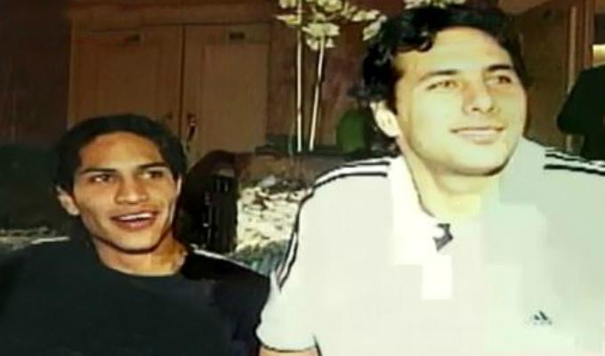 Flash Back: la amistad entre Guerrero y Pizarro