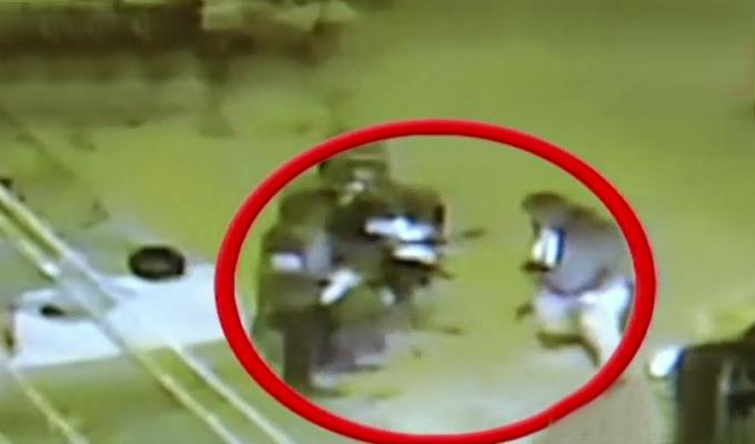 SMP: delincuentes asaltan a policías del Escuadrón de Emergencia