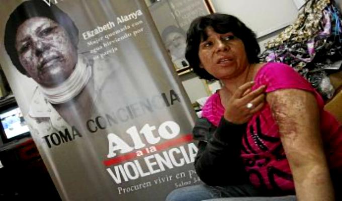 Violencia a la mujer: agresor de Elizabeth Alanya será liberado en un mes