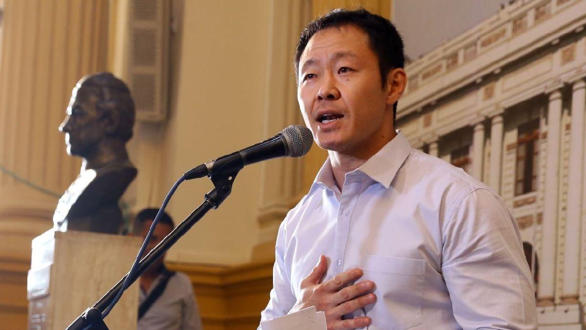 Kenji Fujimori declaró por más de tres horas en la Fiscalía de Lavado de Activos