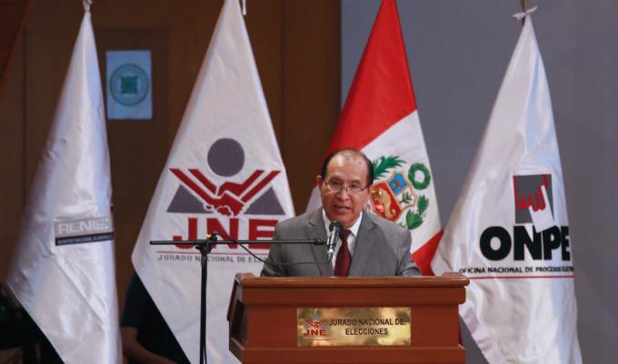 Elecciones 2018: JNE exhorta a partidos presentar oportunamente listas de candidatos
