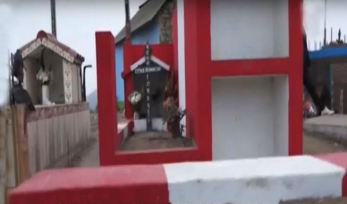 Hinchas hasta la muerte: singulares lápidas en cementerio de Villa María del Triunfo
