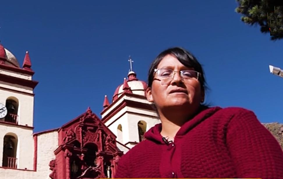 Mujer busca a su hermana tras ser separadas por el terrorismo en Ayacucho hace 32 años