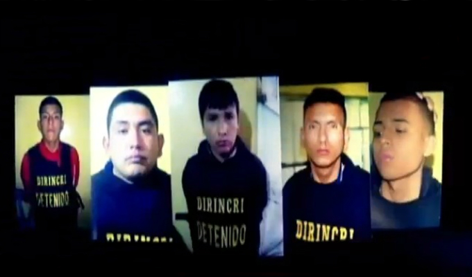 Con las armas en la mano: la caída de los 'Desalmados de San Juan de Lurigancho'