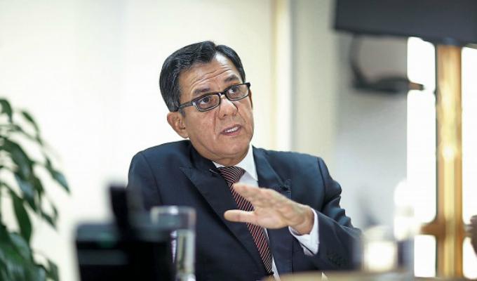 Ministro del Interior acudirá hoy al Congreso para explicar sobre atentado en el Vraem