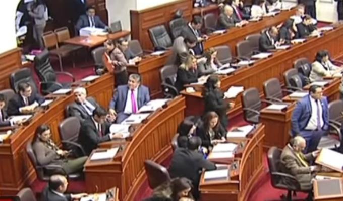Pleno del Congreso debatió dictámenes de reforma de CNM y bicameralidad