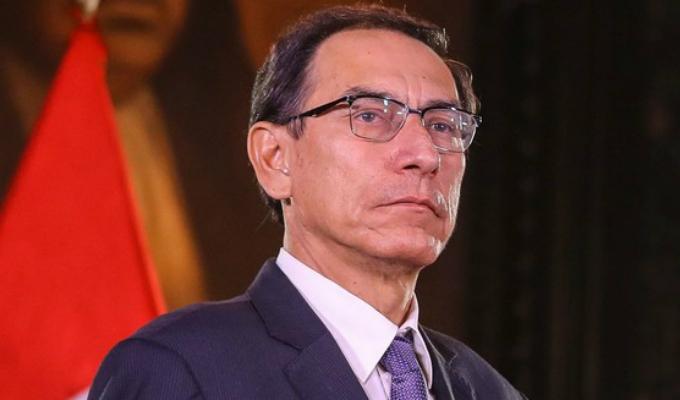 """Martín Vizcarra señaló que interpondrá acción inconstitucional contra """"Ley Mulder"""""""