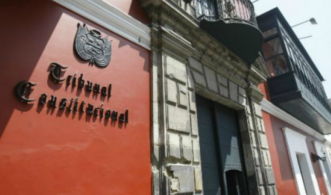 """TC revisa hoy acción de inconstitucionalidad de """"Ley Mulder"""""""