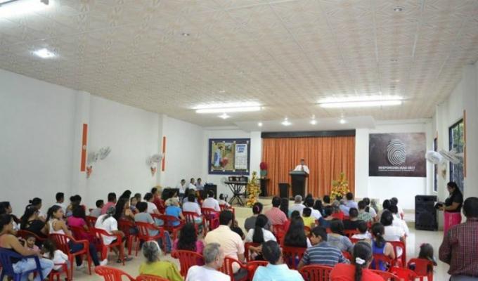 Asaltan iglesia cristiana en Tablada de Lurín