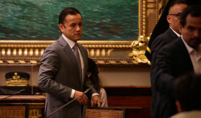 Richard Acuña: congresista tendría récord bajo de asistencias en el parlamento