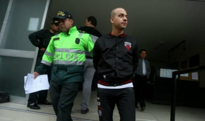 Piero Gaitán será trasladado a un penal en las próximas horas
